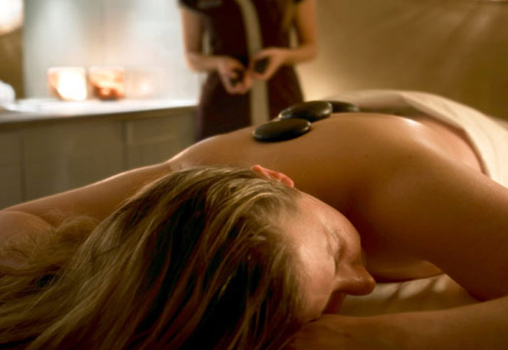 StoneChi Signiture hot and cool stone massage creates total renewal